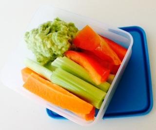 veg snack box